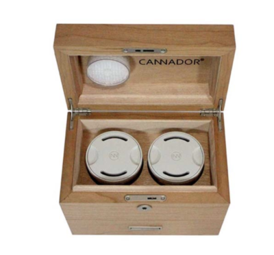 2-Strain Cannador® (with drawer) 3