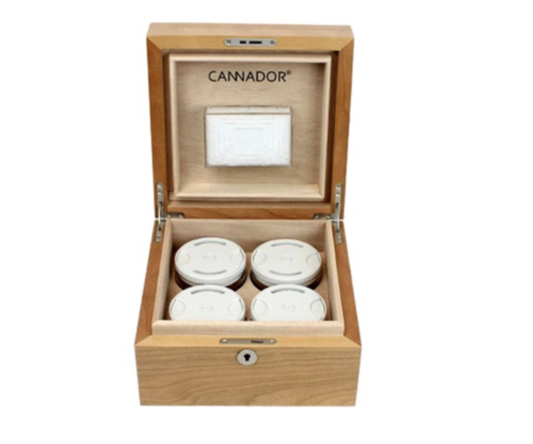 4-Strain Cannador® Storage