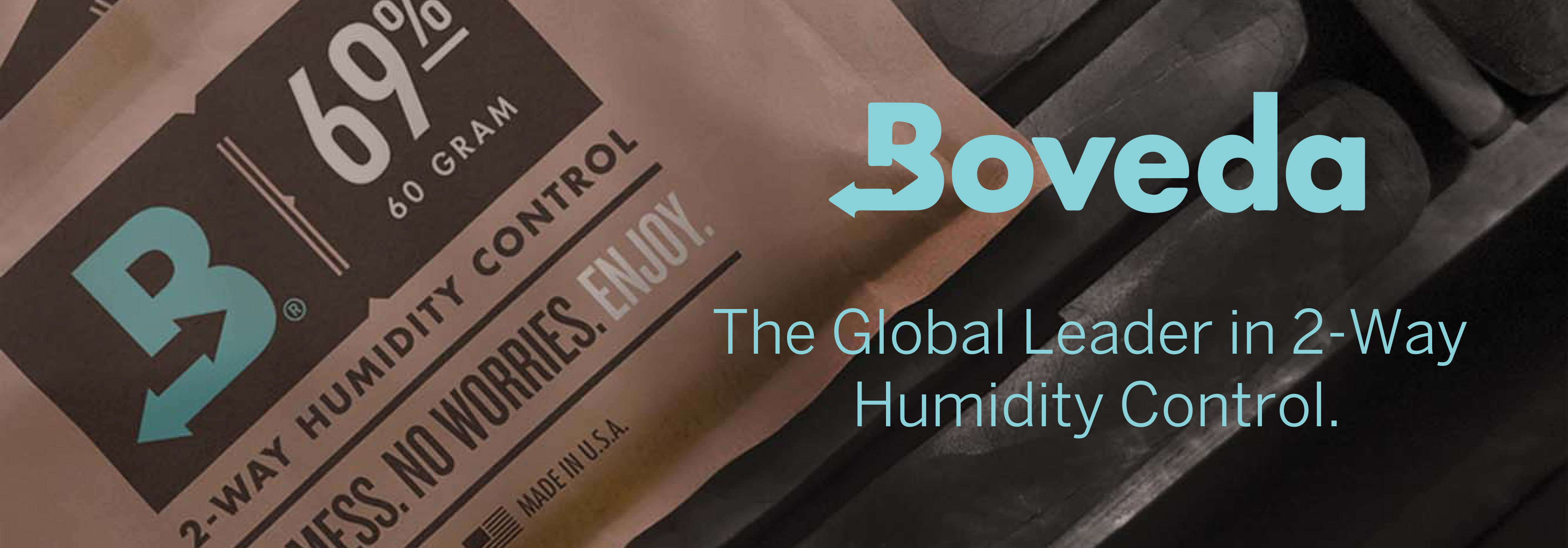Boveda 2 Way Humidity Control