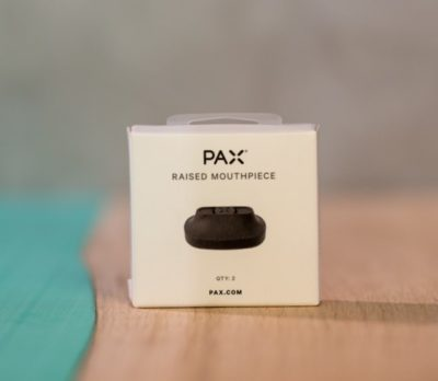 Pax 2/3 Raised Mouthpiece