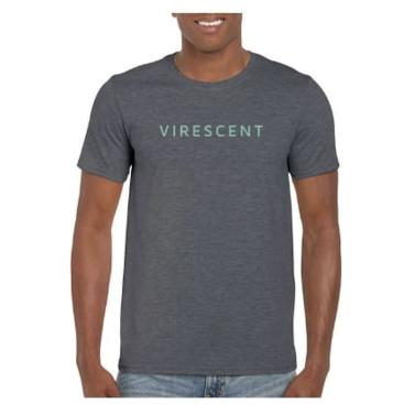 Mens-Logo-Shirt-Grey-Front
