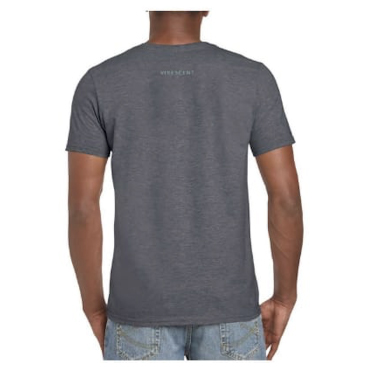 MensFlower-Shirt-Grey-Back