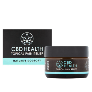 CBD Topical Pain Relief