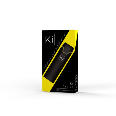 Ki Device Liquid Vaporizor