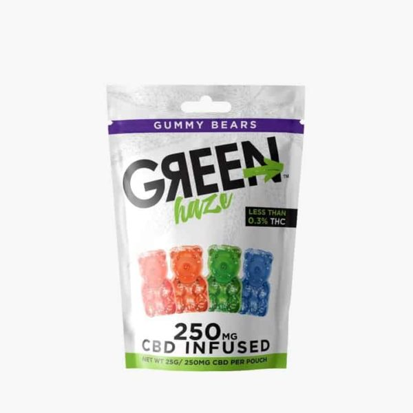 Wild Hemp CBD Gummies Bears