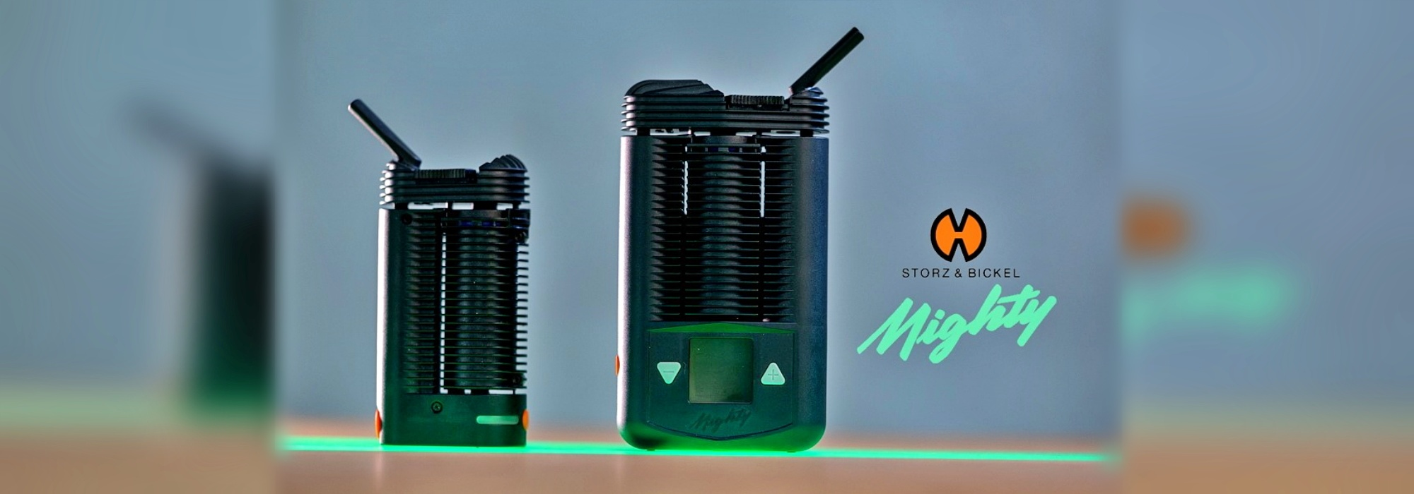 Storz & Bickel MIGHTY Vaporizer