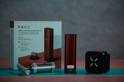PAX 3 Combo Pack