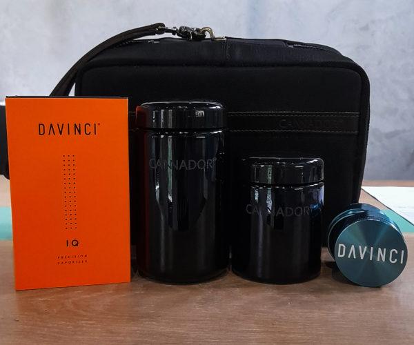 Davinci + Cannador Gift Set